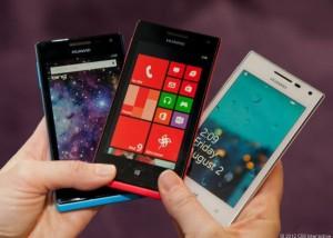 Windows Phone 加Android:华为双系统手机