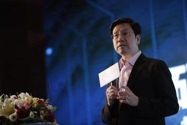 """李开复:中国是""""数据石油""""时代的沙特阿拉伯"""