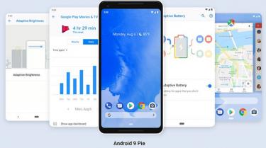 谷歌正式发布 Android 9,代号为 Pie