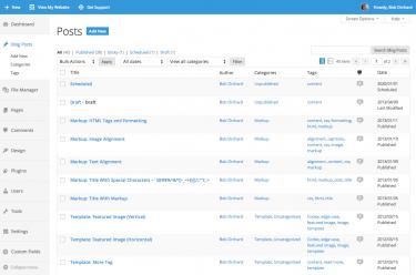 wordpress adminbar 管理导航栏的美化、隐藏