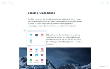 Ghost 2.19.2 发布,基于 Markdown 的在线写作平台