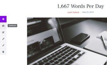 Swift Control用自定义访问面板替换WordPress工具栏